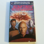 Star Trek The next generation The eyes of the Beholders paperback book A.C. Crispin